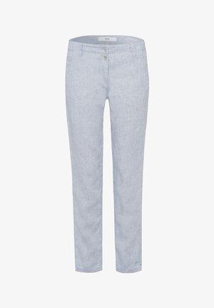 STYLE MELO - Trousers - grey melange