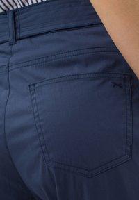 BRAX - STYLE MELO - Trousers - indigo - 4