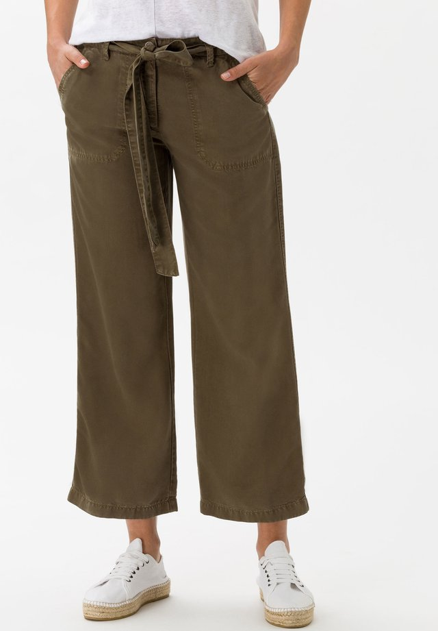 MAINE - Pantaloni - clean vintage khaki
