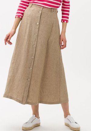 STYLE KELLY - A-Linien-Rock - brown