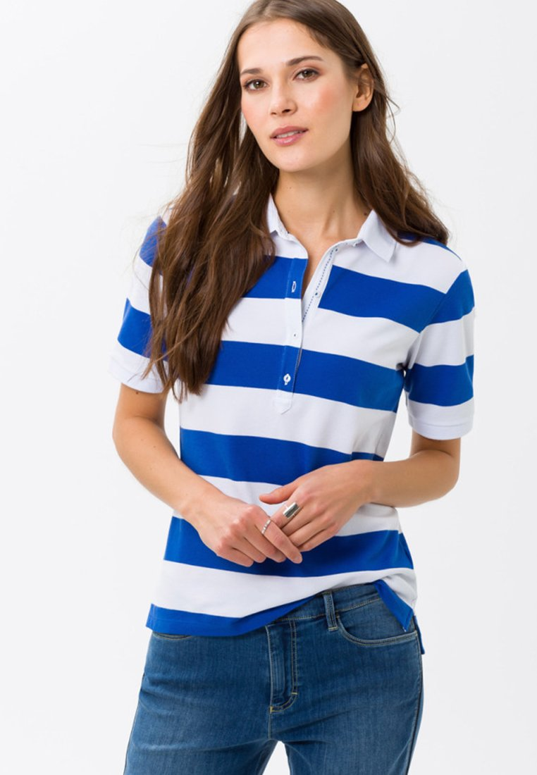 BRAX - STYLE CLEO - Poloshirt - blue