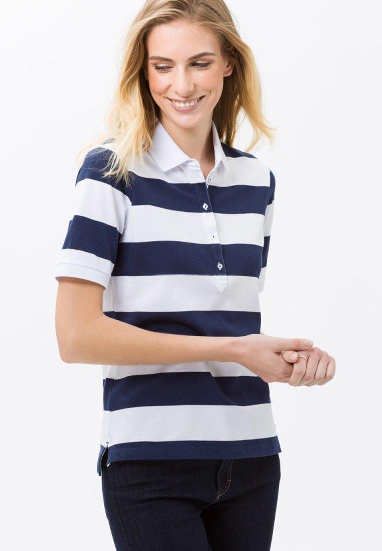 BRAX - STYLE CLEO - Poloshirt - deep blue