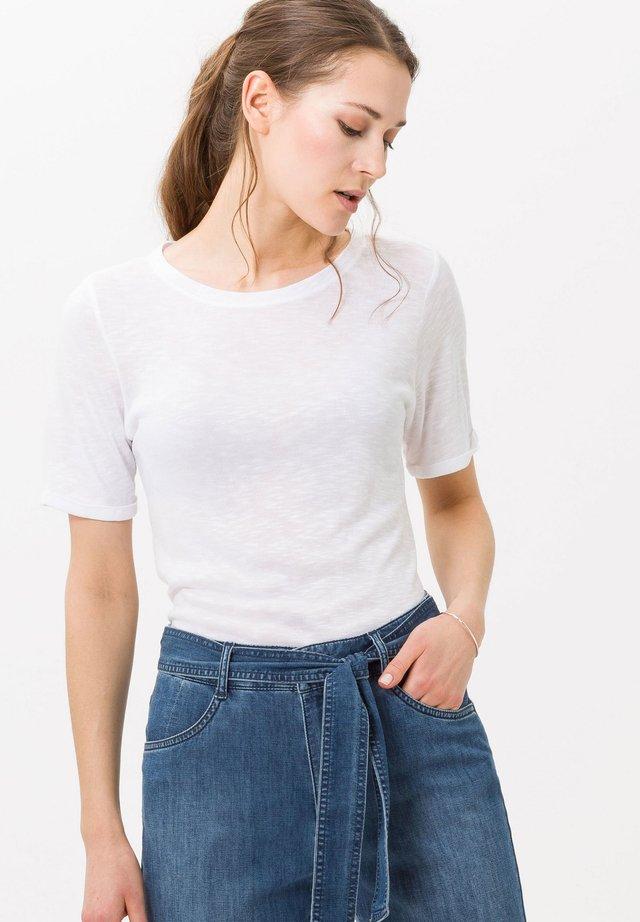 STYLE CATHY - T-shirts basic - white