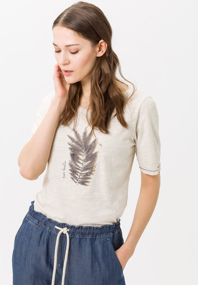 STYLE COLLETTE - T-shirt con stampa - beach