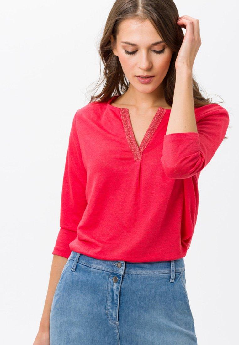 BRAX - STYLE CAROL - Bluse - red
