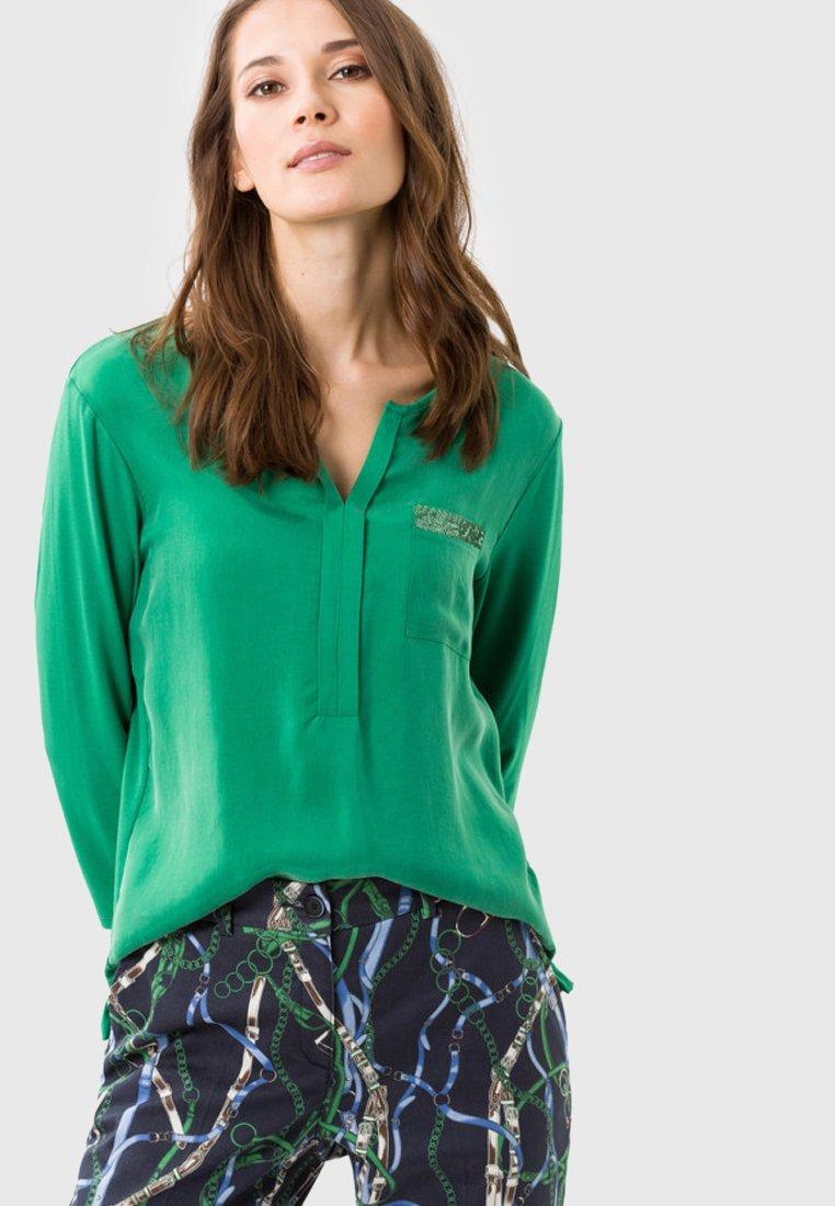 BRAX - STYLE CLARISSA - Bluse - fern green