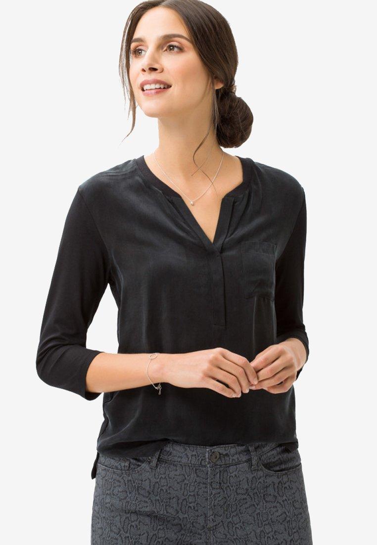 BRAX - CLARISSA - Bluse - black