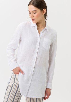 STYLE VENERA - Button-down blouse - white