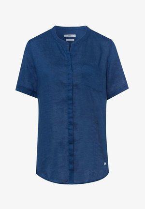 STYLE VANIA - Button-down blouse - indigo