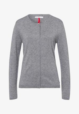 STYLE ANN - Vest - grey mel