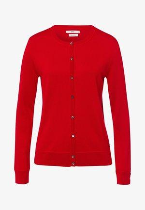 STYLE ANN - Vest - wild red