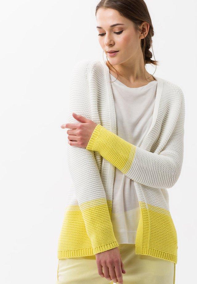 ANIQUE - Vest - yellow