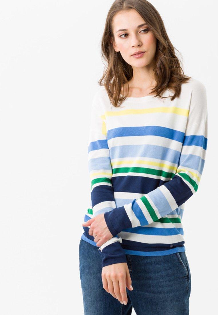 BRAX - STYLE LIZ - Sweatshirt - sky blue