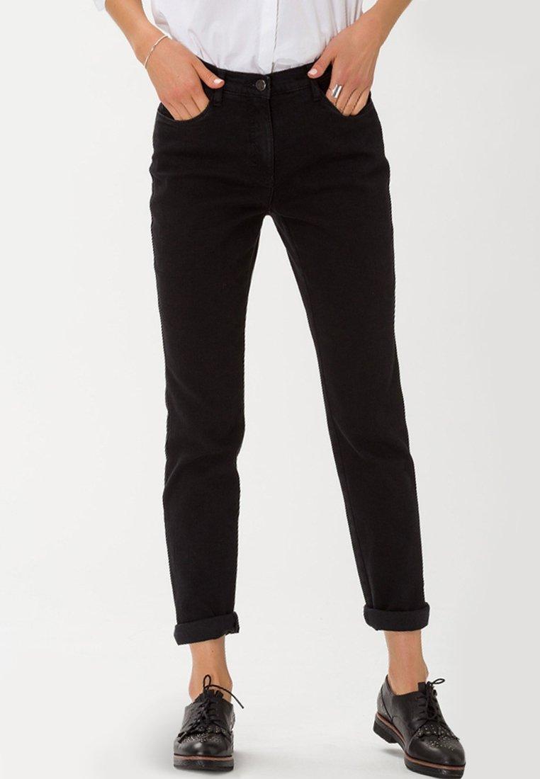 BRAX - CAROLA  - Jeans a sigaretta - black