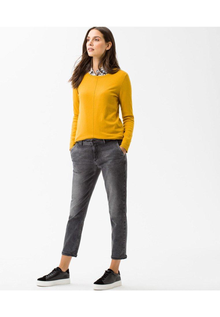BRAX - STYLE MARON - Jeans Straight Leg - gray