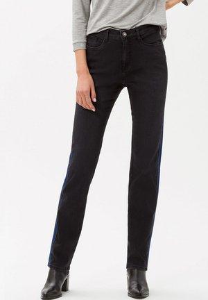 STYLE MARY - Slim fit jeans - used dark grey