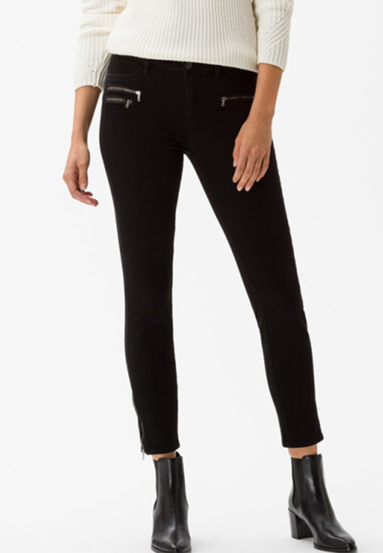 BRAX - STYLE SPICE  - Jeans Skinny Fit - black