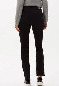 BRAX - STYLE MARY - Slim fit jeans - black - 2