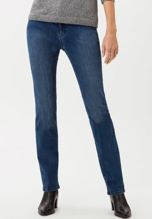 STYLE MARY - Slim fit jeans - used stone blue