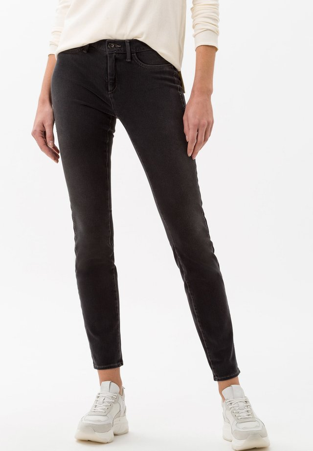 STYLE SPICE - Slim fit jeans - grey
