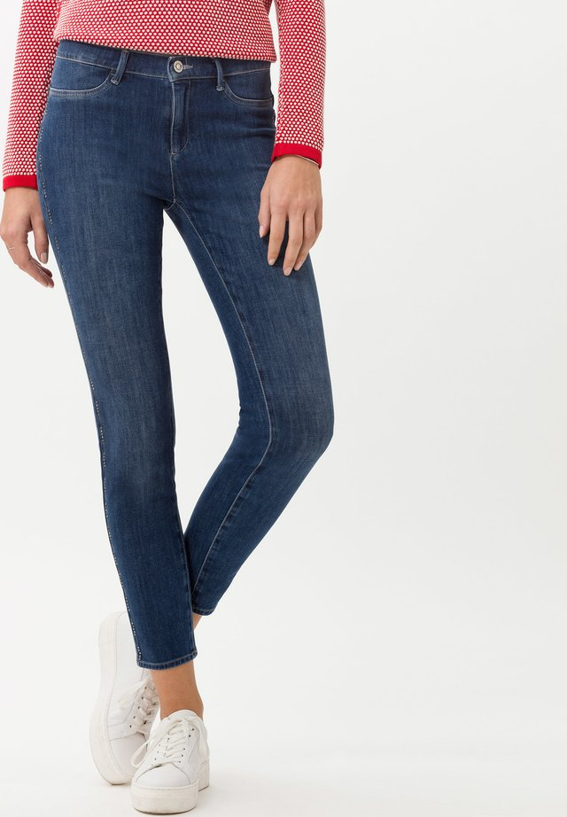 STYLE SPICE - Slim fit jeans - blue