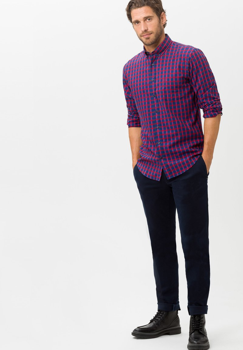 BRAX - STYLE DRIES - Chemise - red