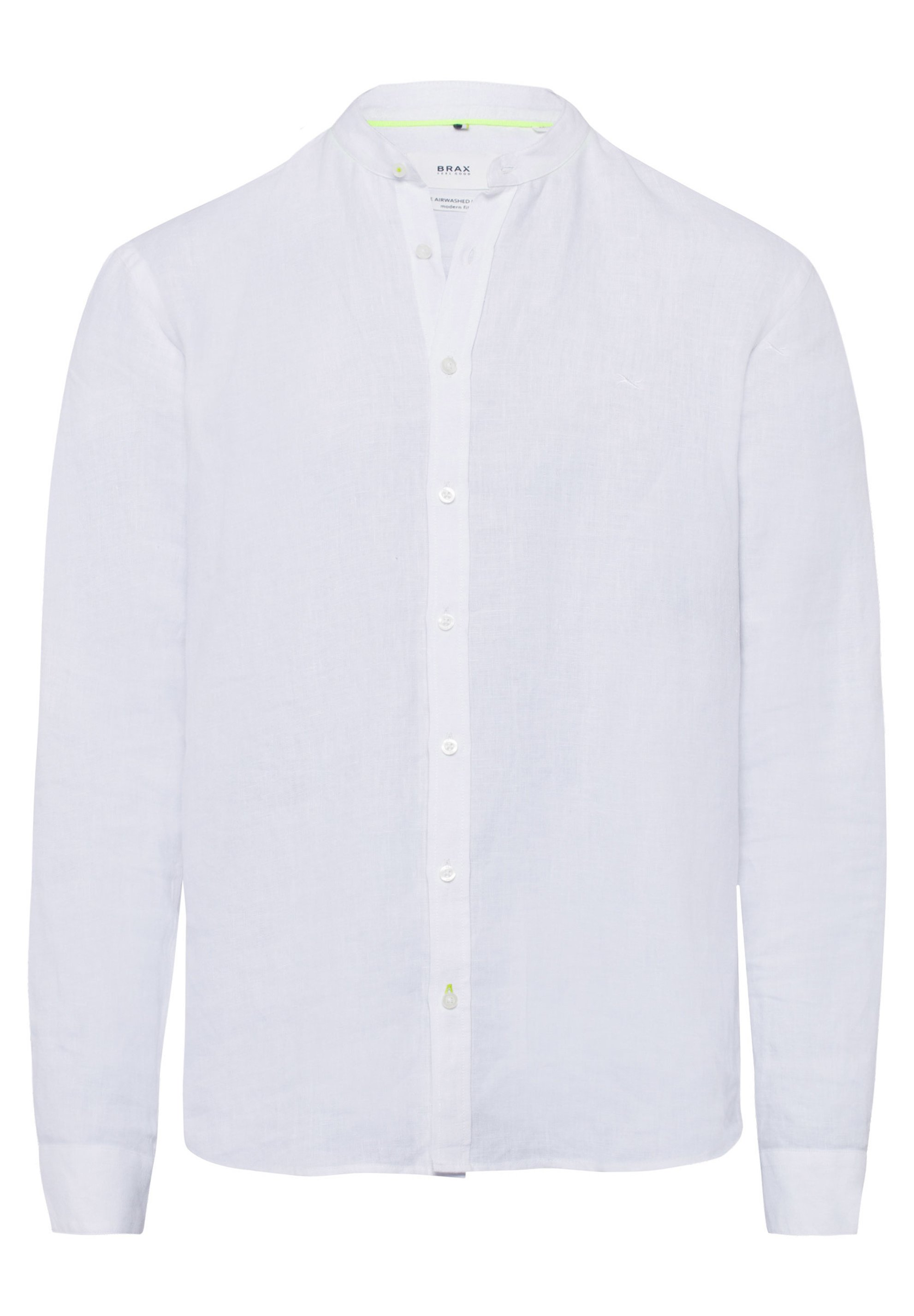 BRAX STYLE LARS - Camicia - white