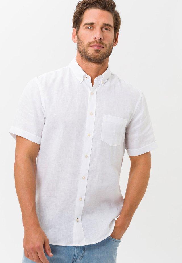 STYLE DRAKE - Hemd - white