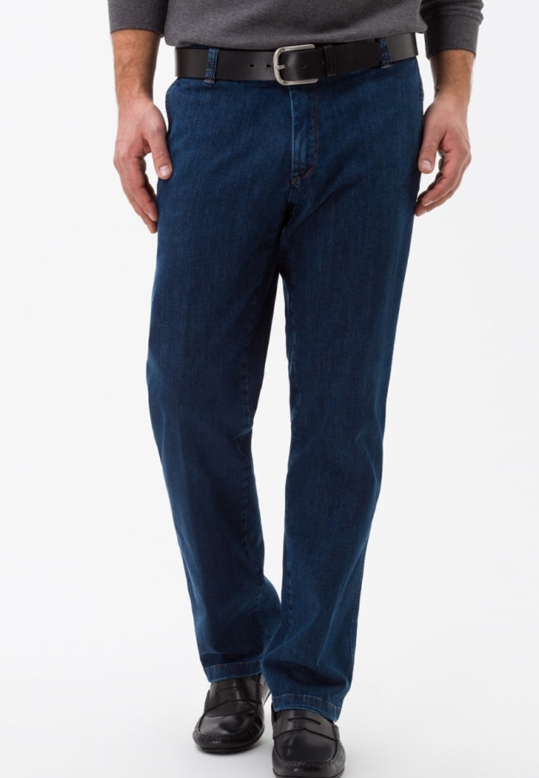 BRAX - STYLE JIM - Straight leg jeans - blue stone