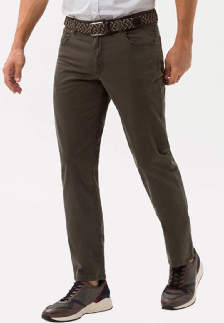 BRAX - STYLE COOPER - Straight leg jeans - tanne