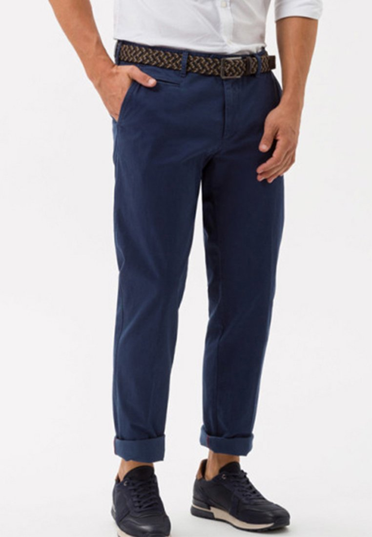 BRAX - STYLE EVEREST - Chinos - blue