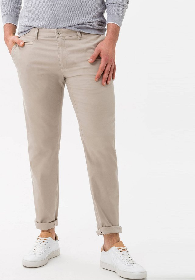 STYLE FABIO IN - Chinos - sand