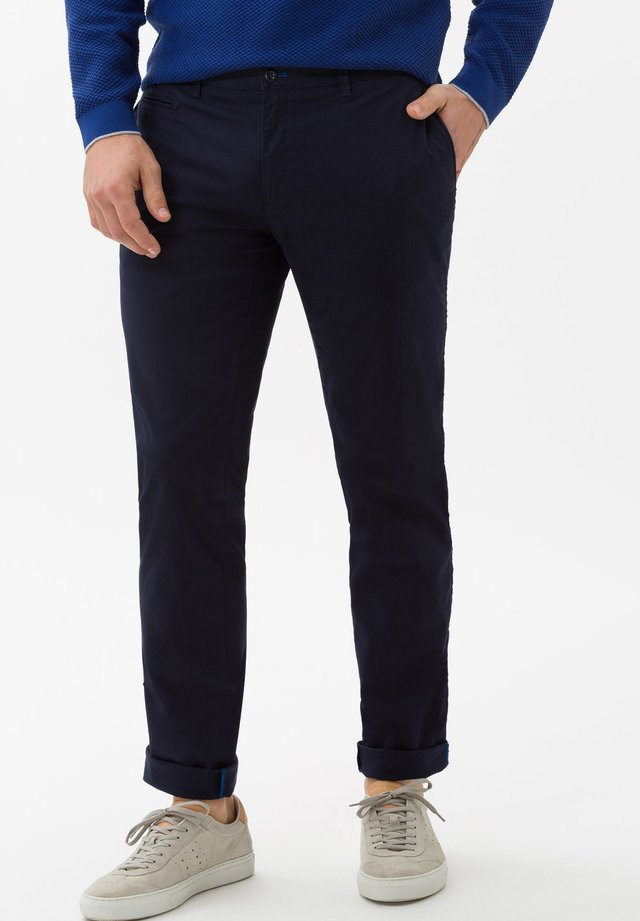 STYLE FABIO IN - Chinos - dark blue