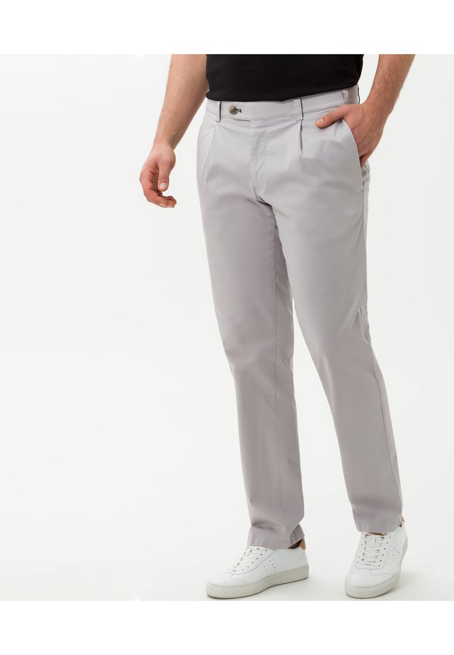 STYLE LUIS  - Chino - silver