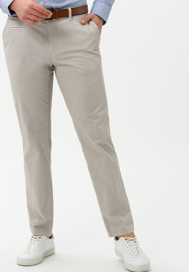 STYLE EVEREST C - Chino - stone