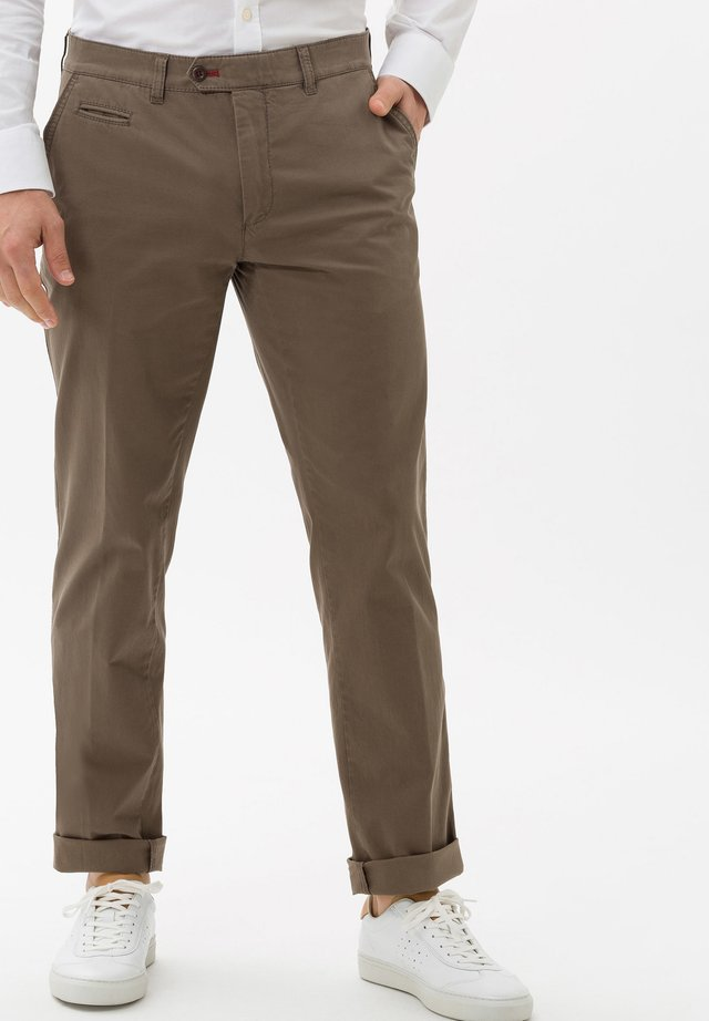 STYLE EVEREST - Chino - nut