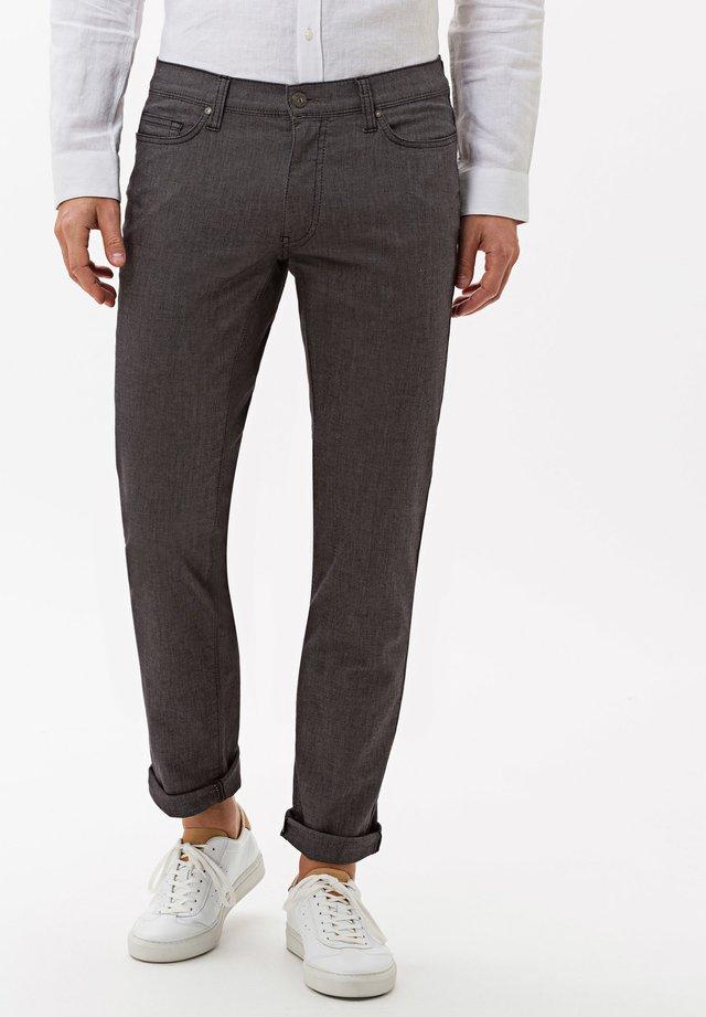 STYLE CADIZ - Trousers - black