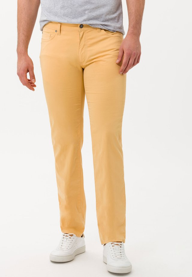 STYLE CADIZ - Jeans Slim Fit - sunset