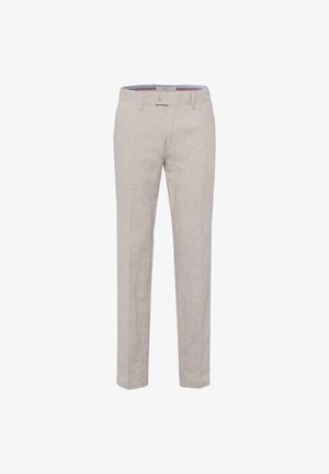 STYLE EVANS - Trousers - sand