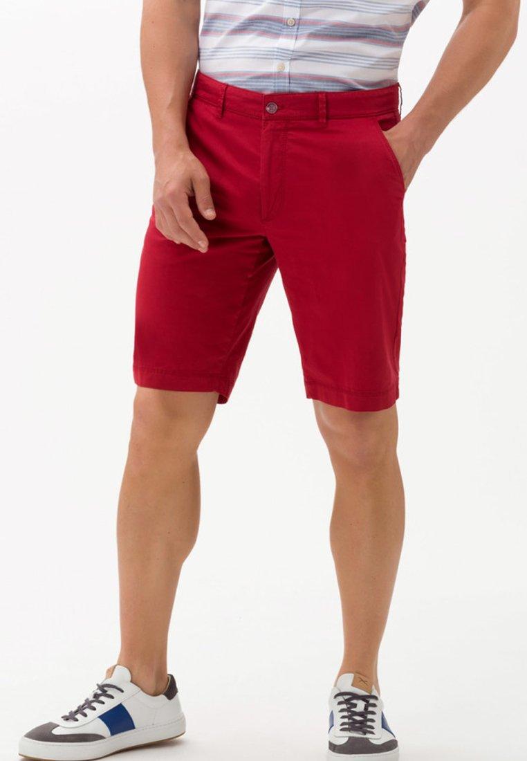 BRAX - STYLE BOZEN - Shorts - red