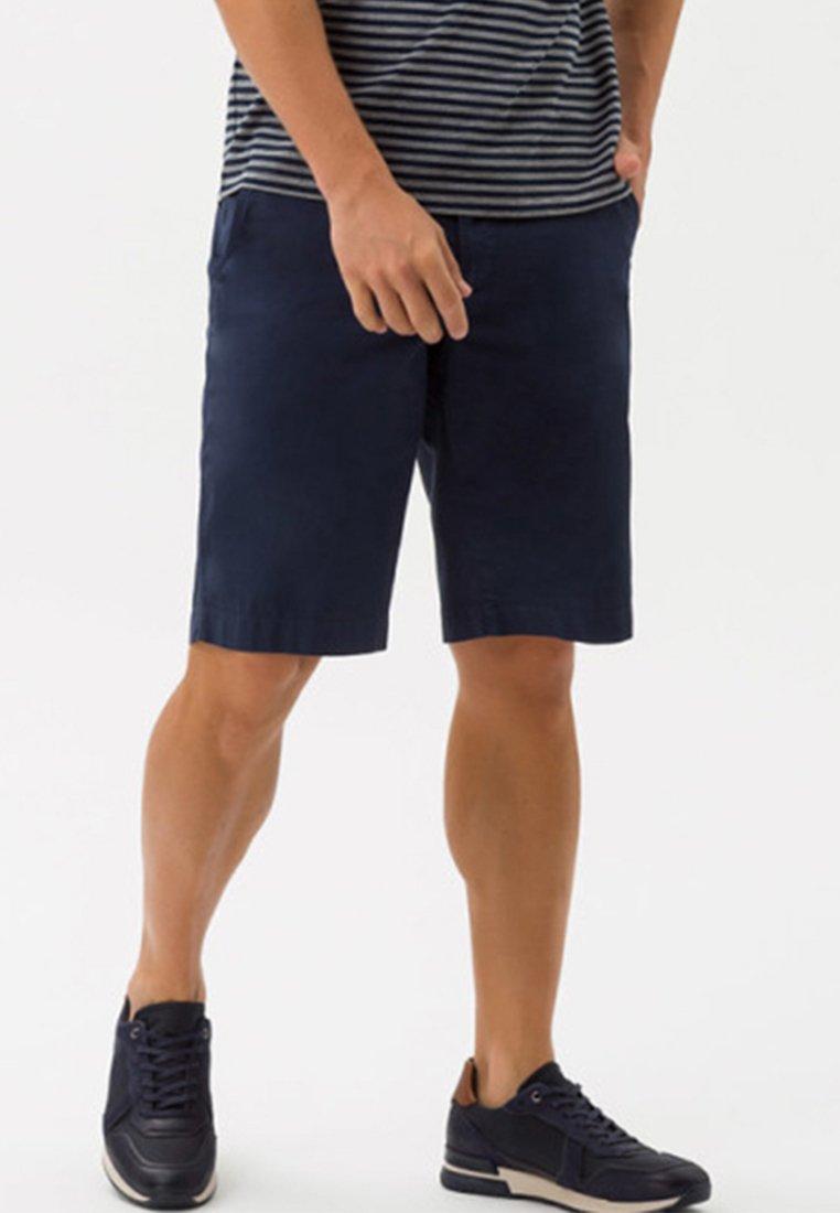 BRAX - STYLE BARI - Shorts - dark blue
