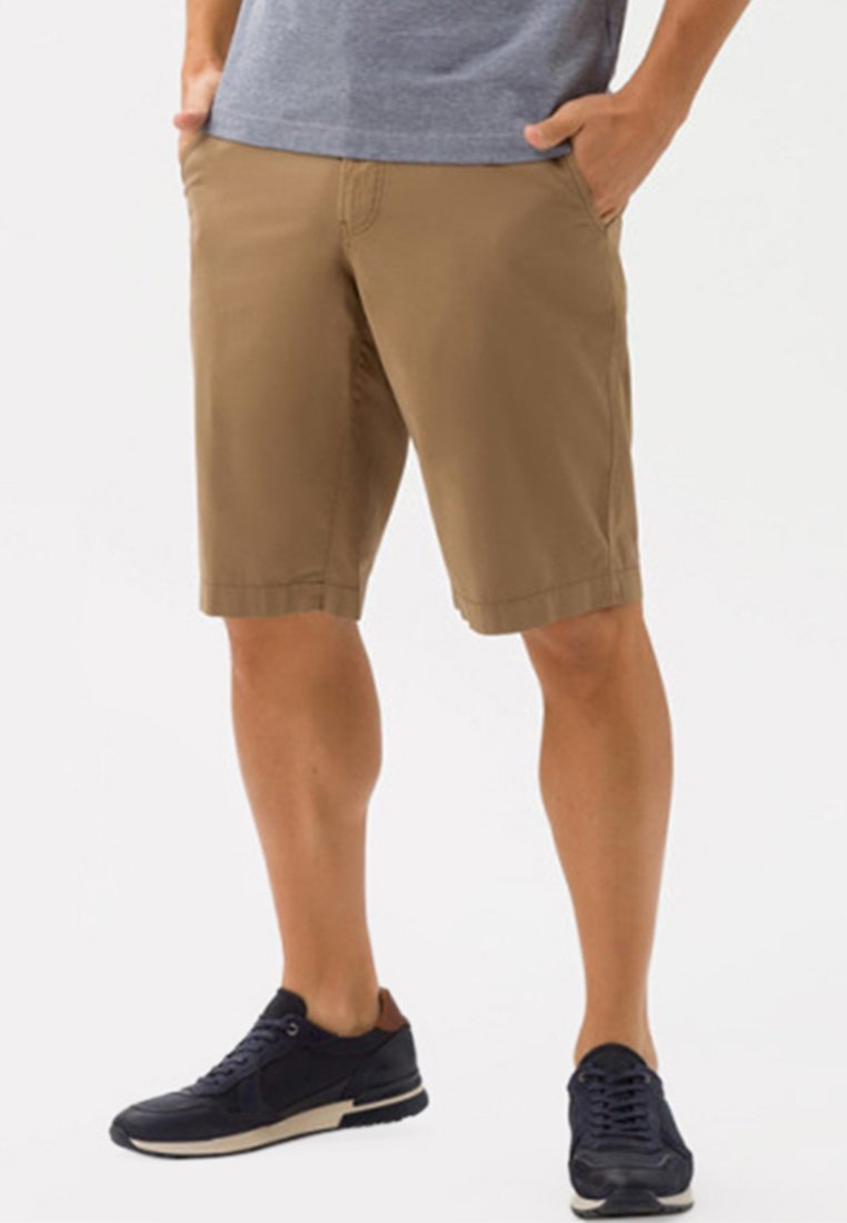 BRAX - STYLE BARI - Shorts - brown