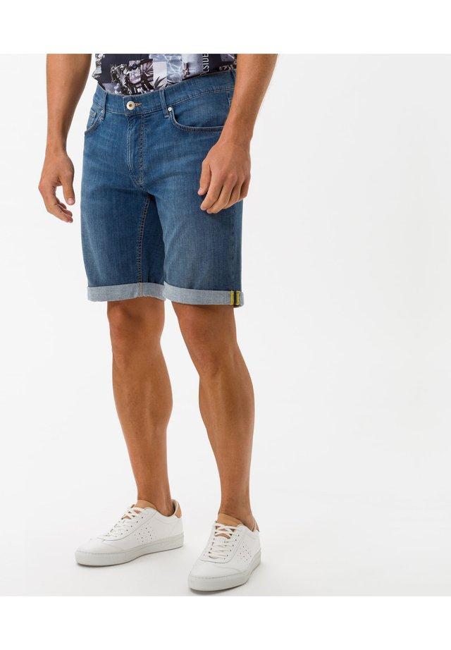 Jeansshort - summer blue used