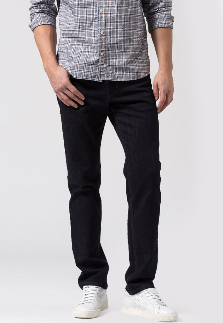 BRAX - COOPER  - Jeans Straight Leg -  black