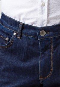 BRAX - COOPER  - Jeans Straight Leg - blue black - 4
