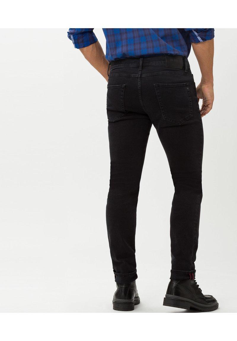 BRAX - STYLE CHRIS - Slim fit jeans - black