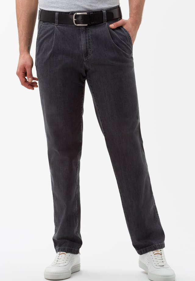 STYLE MIKE S - Jeans Straight Leg - grey