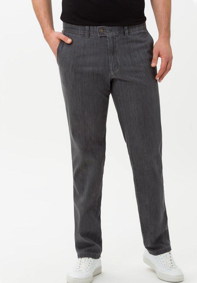STYLE JIM  - Jeans Straight Leg - grey