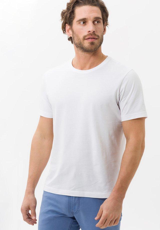 STYLE TOMMY - T-shirts basic - white