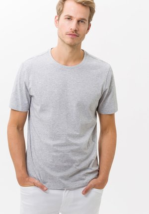 STYLE TOMMY - T-shirt basic - grey